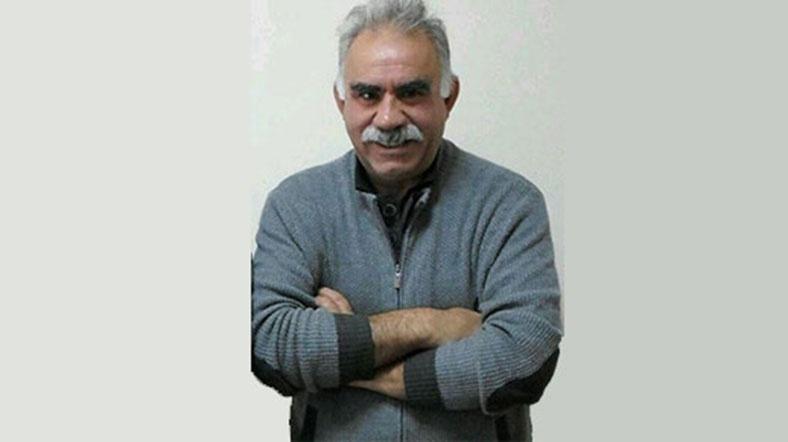 Pkk lideri Abdullah Öcalan'ın yeni fotoğrafı servis edildi.