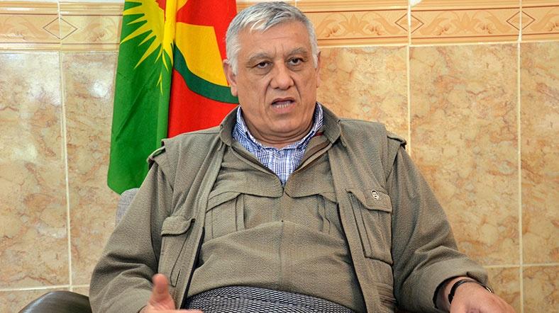 KCK Yürütme Konseyi Eş Başkanı Cemil Bayık'tan süreç açıklaması.