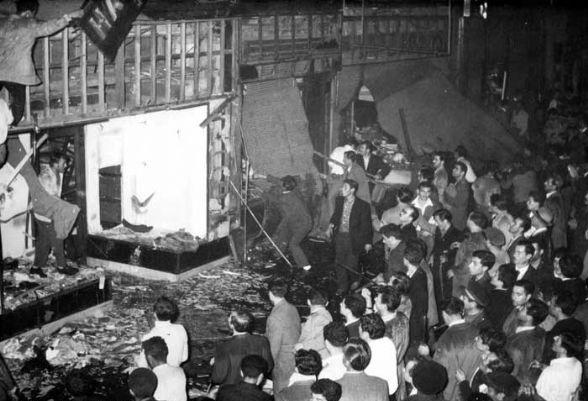6-7 Eylül 1955, İstanbul (Tümamiral Fahri Çoker arşivi)