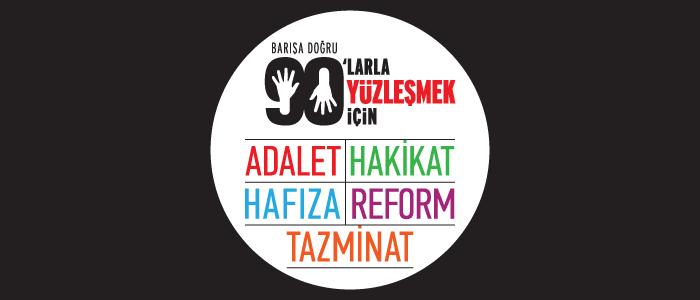 HAFIZA MERKEZİ'NDEN KAMPANYA: #90larlaYÜZLEŞMEKiçin