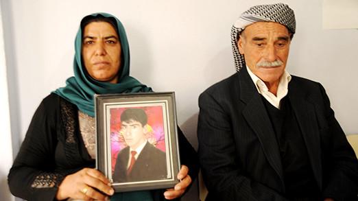 Abdurrahman Olcay'ın annesi ve babası