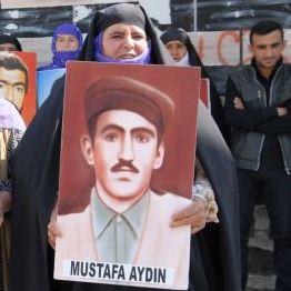 Mustafa Aydın'ın annesi