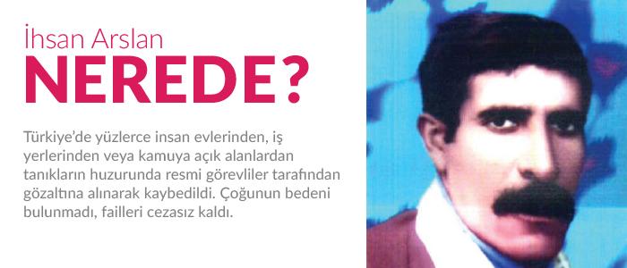 10 Aralık Dünya İnsan Hakları Gününde Soruyoruz: Kayıplar Nerede?