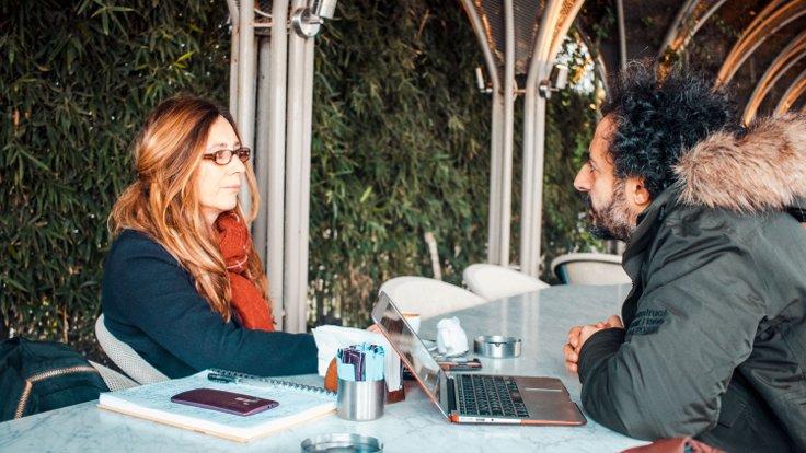 Emel Ataktürk, Hafıza Merkezi (fotoğraf: Gazete Duvar)