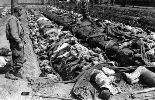 Endonezya'da toplu mezar
