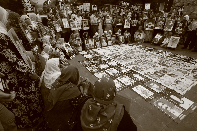 İnsan Hakları Gününde Kaybedilenler için Adalet Yok